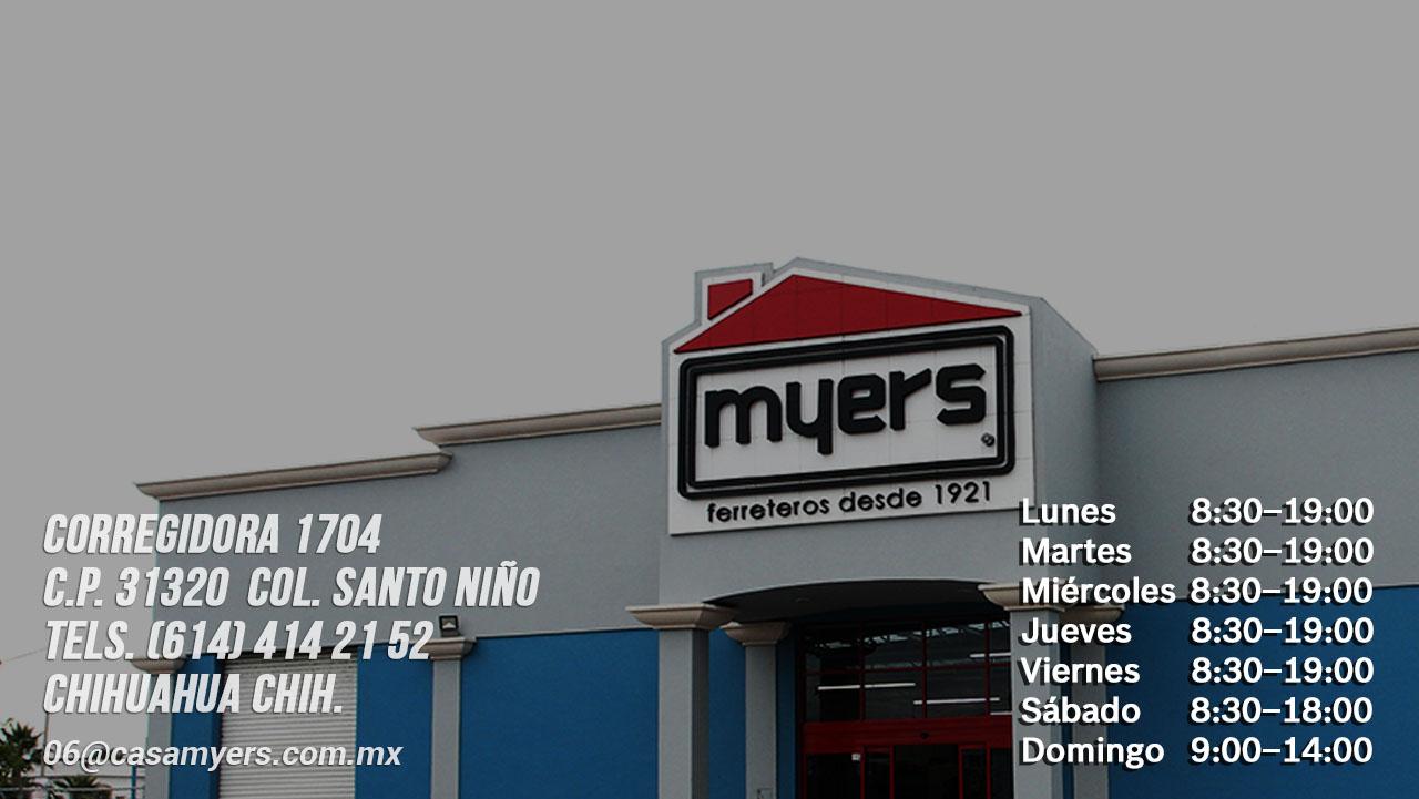 tienda casa myers corregidora